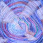 """""""Ślepcy"""", 74x54cm, akryl, 2016"""
